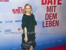 """""""Mein Blind Date Mit Dem Leben"""", Janin Reinhardt, Anna Maria Muehe, Nina Eichinger, Premiere im Kino in der Kulturbrauerei am 18.01.2017 in Berlin [Photo: Christian Behring]"""