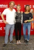 """NELLYS ABENTEUER"" (Kinostart: 08.09.2016), Julia Richter und Kai Lentrodt, Publikums-Premiere am Titania-Palast, Berlin, 11.09.2016 [Photo: Christian Behring]"