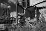 "Ruekana, Geheimnisvolle Orte - Lost Places: Futterphosphatfabrik ""Ruekana"" in Ruedersdorf bei Berlin, 24.09.2016 [Photo: Christian Behring]"