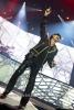"""""""SCORPIONS"""", Klaus Meine (voc), Rudolf Schenker (g), Matthias Jabs (g), Mikkey Dee (drums), Pawel Maciwoda (bg), """"50th Anniversary-Welttournee"""", Konzert in der Mercedes-Benz-Arena in Berlin, 02.12.2016 [Photo: Christian Behring]"""