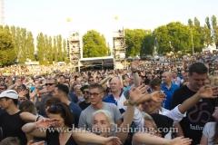 """SEVEN"", Konzert im IFA Sommergarten, Berlin, 01.09.2016 [Photo: Christian Behring]"