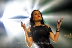 """TARJA"", Tarja Turunen, Konzert in Huxleys Neue Welt, Berlin, 10.10.2016 [Photo: Christian Behring]"