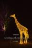 """Giraffe, """"Weihnachten im Tierpark"""" (21.1119 - 05.01.2020), Lichtfest im Tierpark, Berlin, 01.12.2019"""