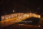 """Bruecke, """"Weihnachten im Tierpark"""" (21.1119 - 05.01.2020), Lichtfest im Tierpark, Berlin, 01.12.2019"""