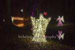 """Engel im Wald, """"Weihnachten im Tierpark"""" (21.1119 - 05.01.2020), Lichtfest im Tierpark, Berlin, 01.12.2019"""