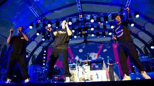 Die fantastischen Vier auf Jubel-Tour - neue Termine @ Parkbühne Wuhlheide