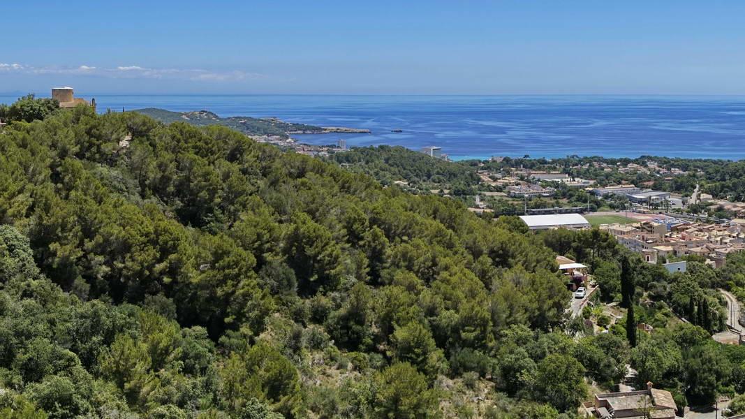 """Castell de Capdepera"", Capdepera auf Mallorca, 21.06.2016"