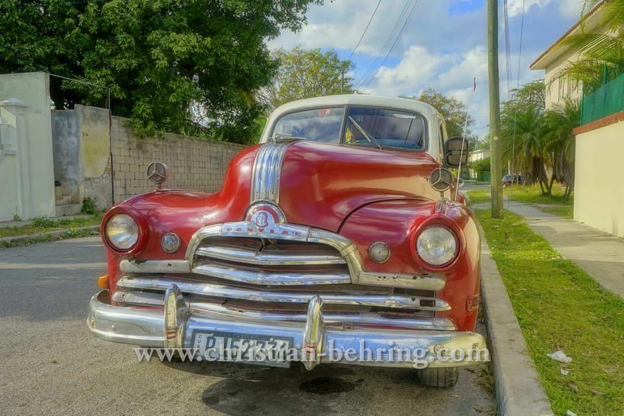 """Pontiac, Havanna Miramar, """"Faszination CUBA"""", Rundreise durch den Westen Cubas, vom 19.01.2015 bis 01.02.2015"""