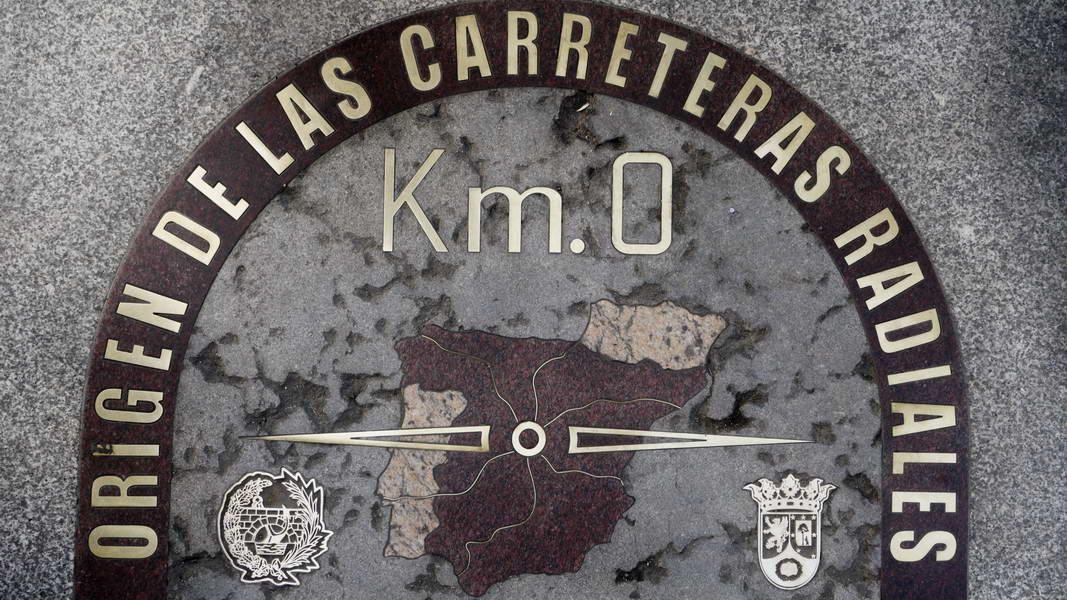 """""""MADRID"""", Kilometer Null, 29.07.2016"""