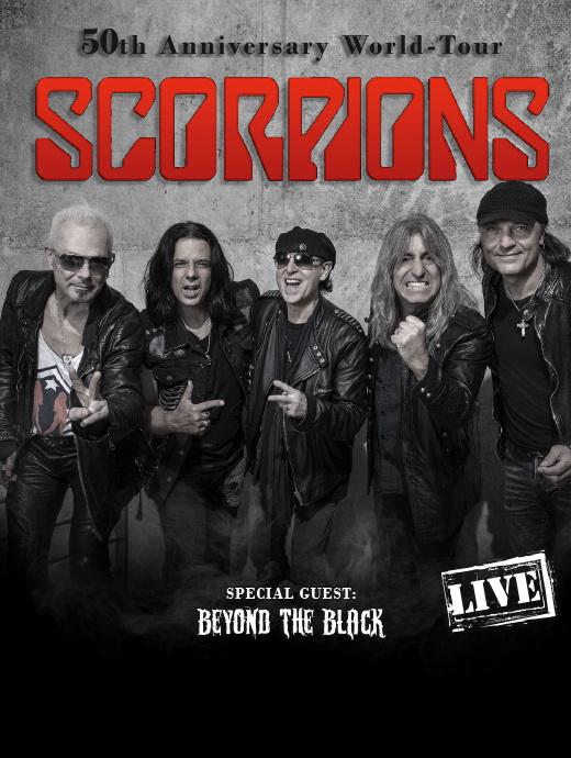 die scorpions mit mikkey dee als neuem drummer