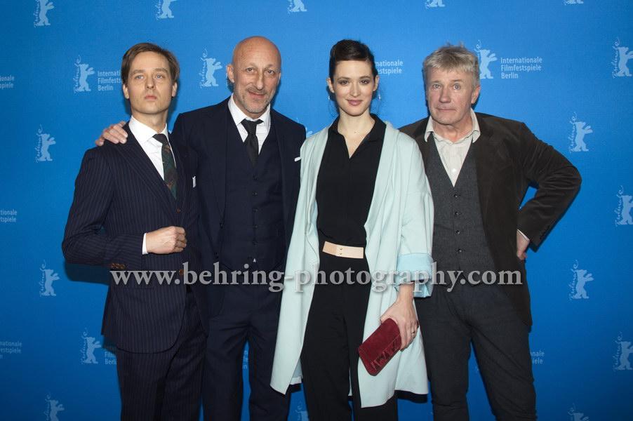 """""""DER GLEICHE HIMMEL"""", Premiere, 67. BERLINALE, 16.02.2017"""