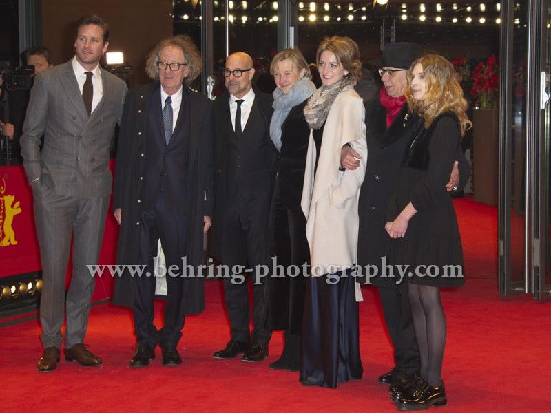 """FINAL PORTRAIT"", Red Carpet, 67. BERLINALE, Berlinale-Palast"