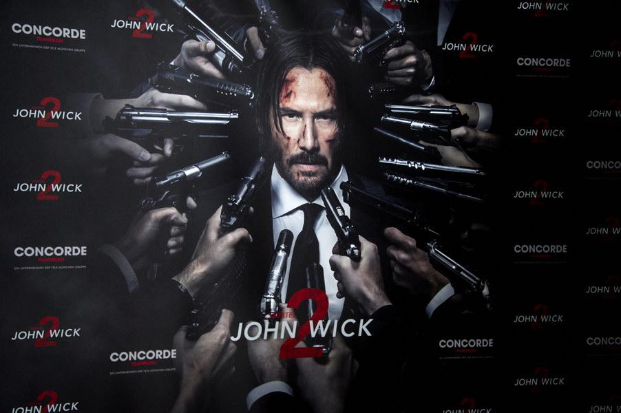 """JOHN WICK 2"", Photo Call, Berlin, 06.02.2016"