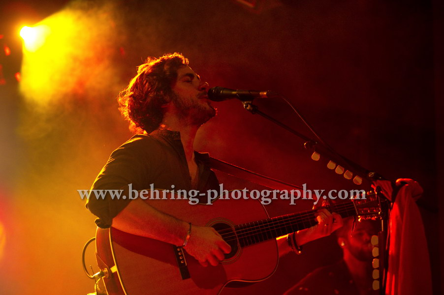 """Jack SAVORETTI"", Konzert im Columbia Theater in Berlin"