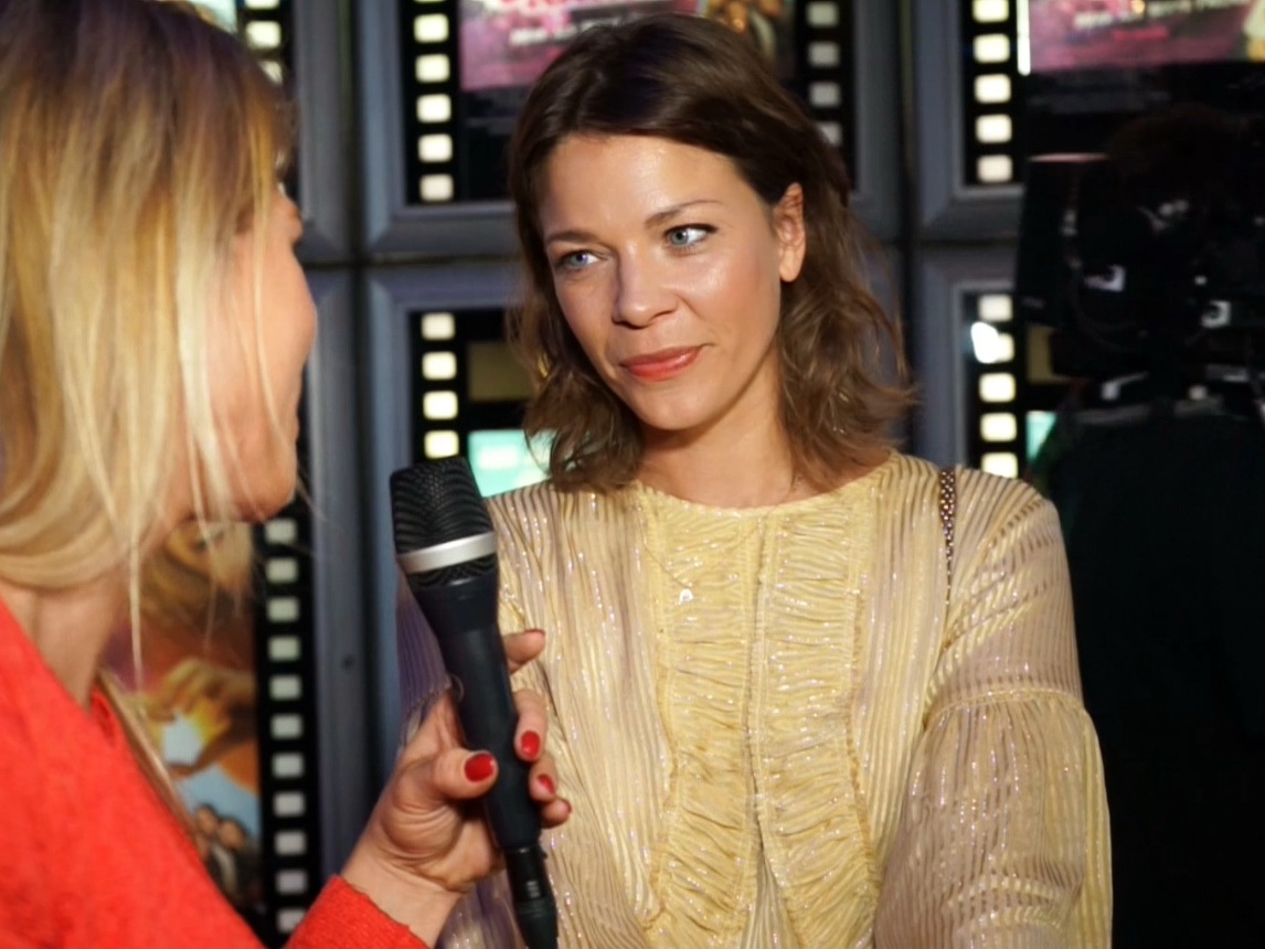 Jessica Schwarz, Kino in der Kulturbrauerei, 14.05.2017