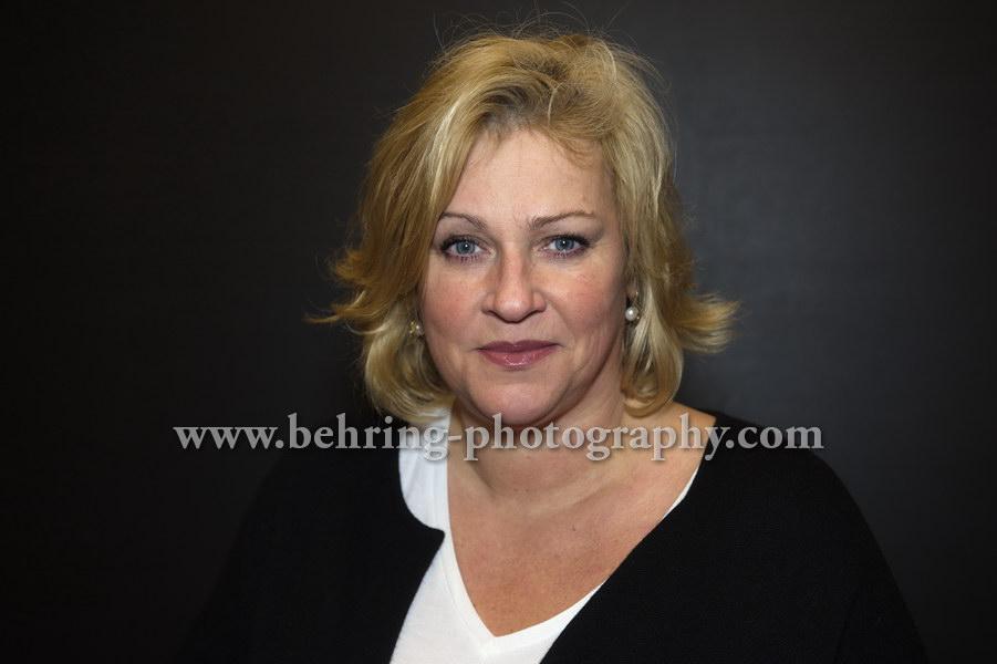 "Petra Kleinert, ""ZDF-Pressetag"", Photo Call, Regent Hotel, Berlin, 24.01.2017"