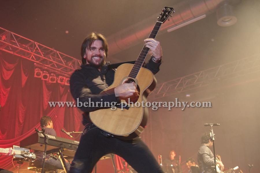 JUANES, Konzert im Huxleys, Berlin, 03.11.2012
