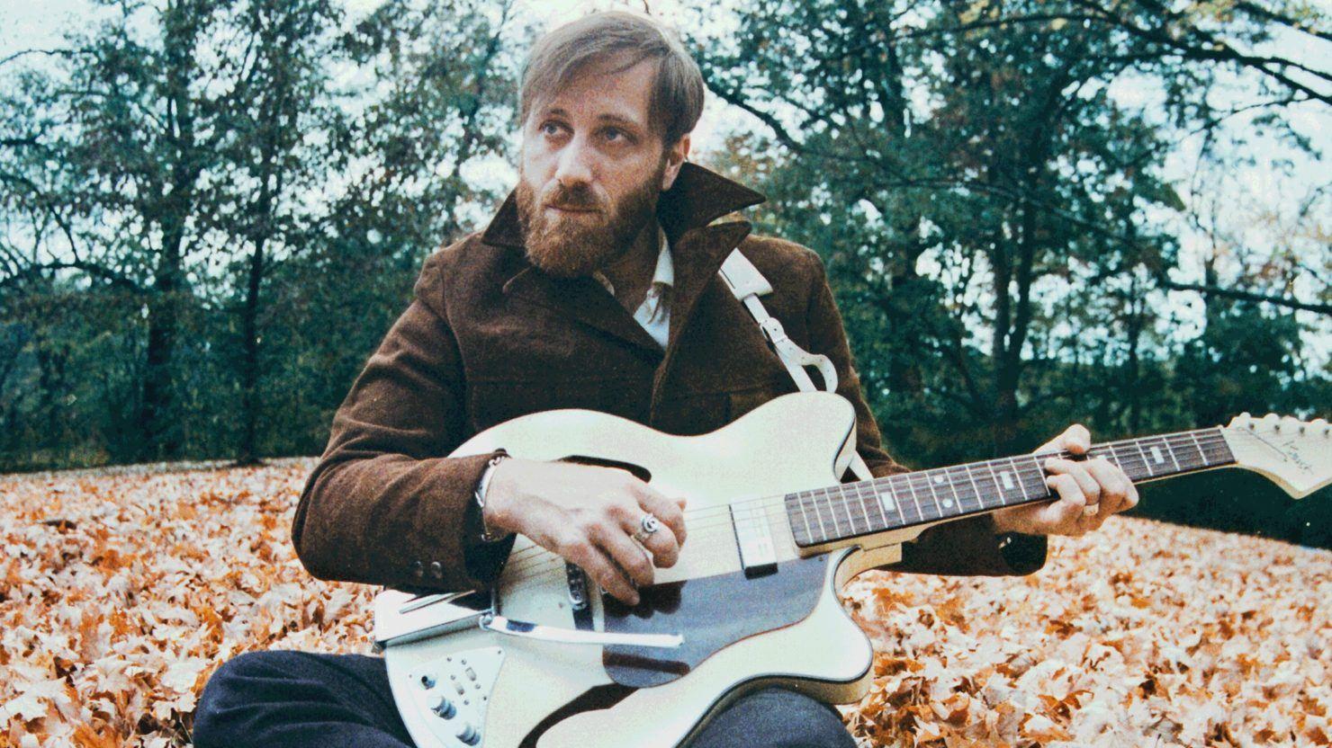 dan auerbach, gitarre, portrait