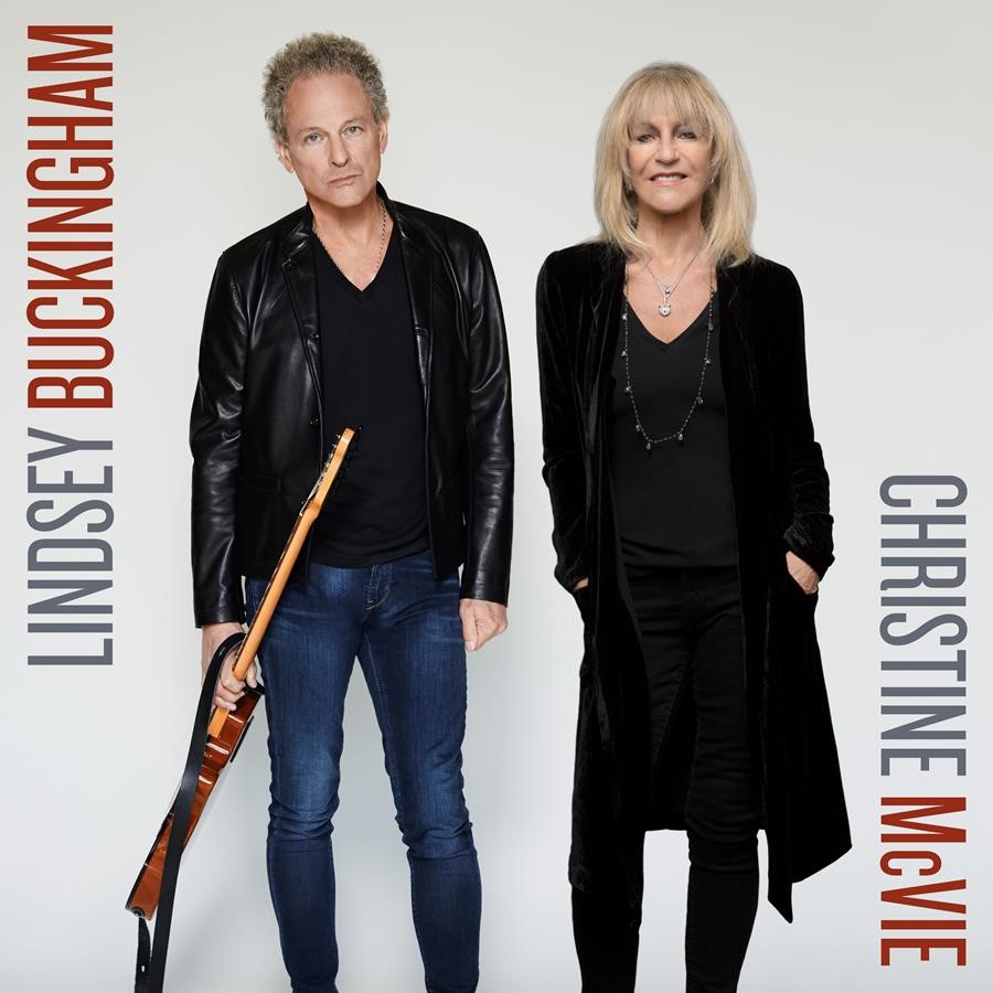 lindsey buckingham christine mcvie, cover