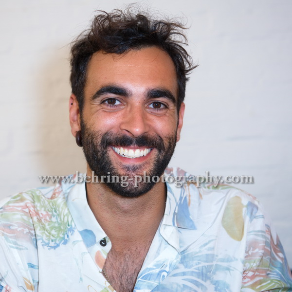 MARCO MENGONI, Photo Call, VEVO, Rosenthaler Strasse 51, Berlin, 28.08.2017