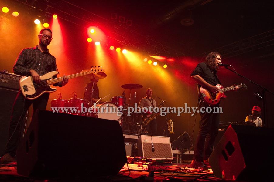 The War On Drugs, Konzert im Huxleys, Berlin, 27.10.2014