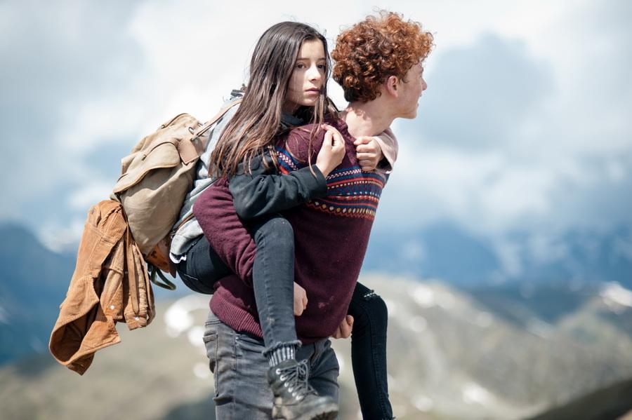 Amelie rennt, Alpenbrennen