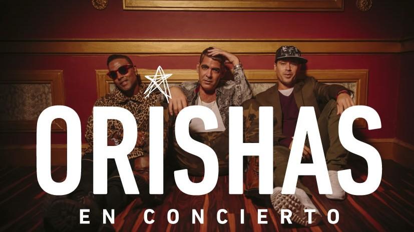 ORISHAS live in Concert