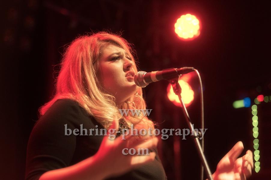 ALINA, Konzert im LIDO, Berlin, 24.01.2014