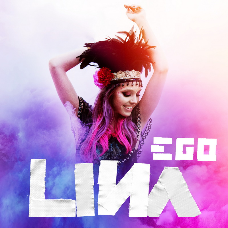 LINA, EGO, Album-Cover, Photo: Laura Hartwig