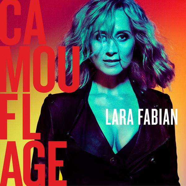 Lara Fabian, Camouflage-Artwork