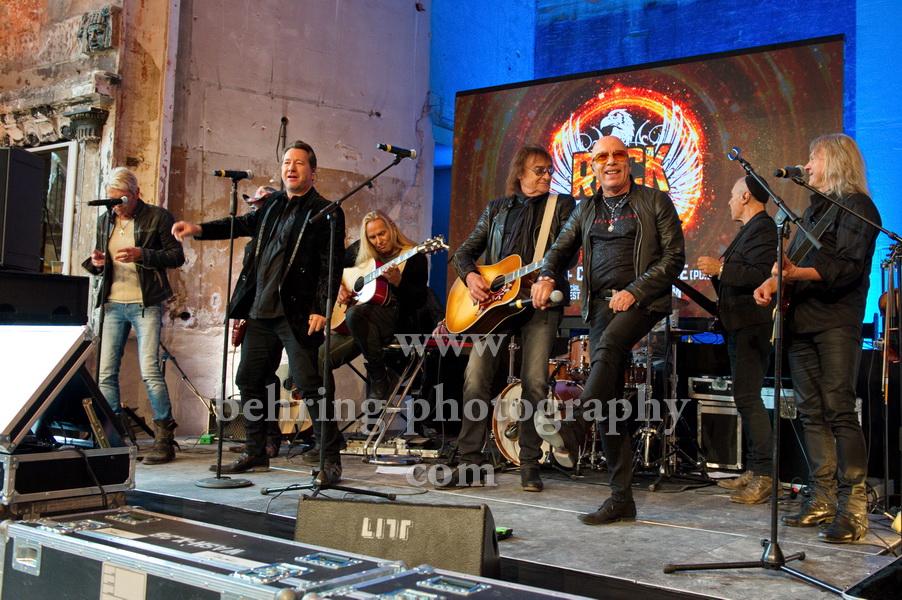 ROCK LEGENDEN, Pressekonferenz, Berlin, 04.10.2017