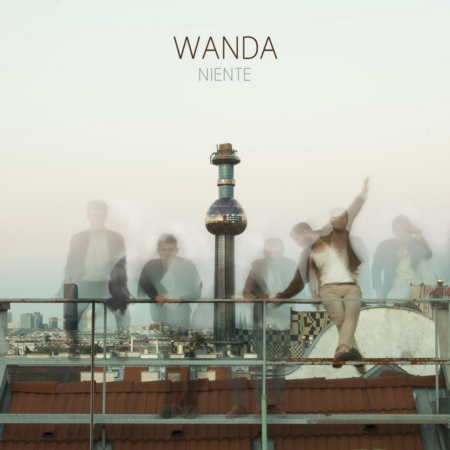 Wanda, Niente, Albumcover_UniversalMusic