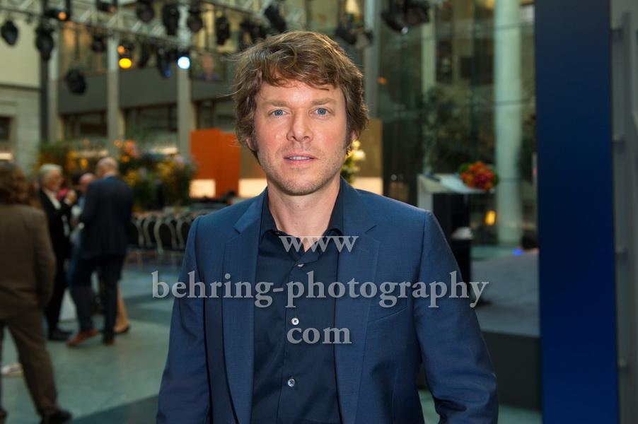 Steffen Schroeder im ZDF-Hauptstadtstudio, XY PREIS, Preisverleihung am 17.10.2017 in Berlin