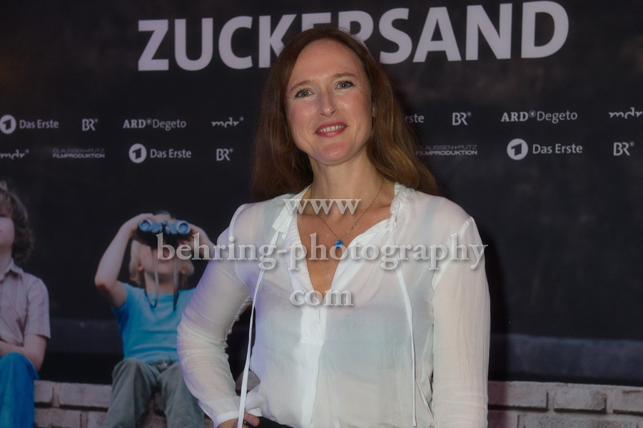 "Deborah Kaufmann, ""ZUCKERSAND"", Interview und Photo Call, Berlin, 25.09.2017"