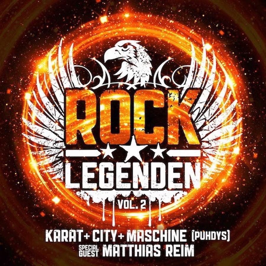 rock legenden, vol. 2, cover