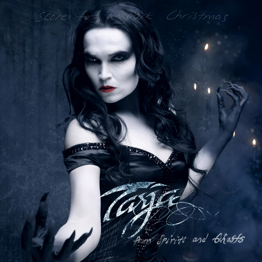 tarja, from spirits and ghosts, albumcover, 2017