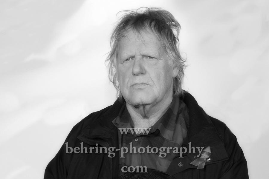 """Gunter Gabriel, """"Kuenstler gegen AIDS"""", Gala 2011, Theater des Westens, Berlin, Roter Teppich"""