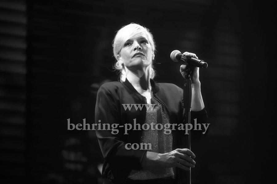 "Ina Mueller, ""Juhu Tour 2017"", Konzert in der Mercedes-Benz-Arena, Berlin, 28.01.2017 [Sw-Photo: Christian Behring]"