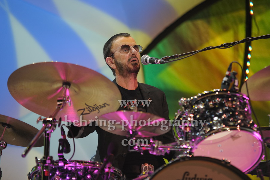 RINGO STARR and his ALL STARR BAND, Musik, Konzert im Tempodrom am 12.07.2011