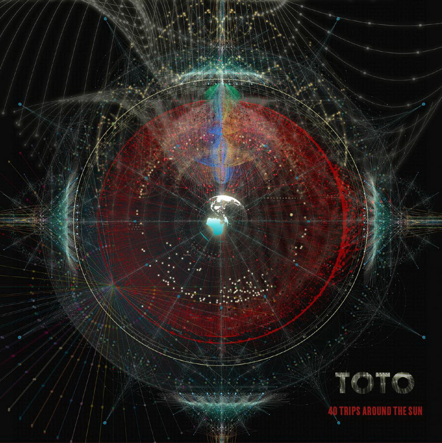 TOTO, COVER Greatest Hits, 2018