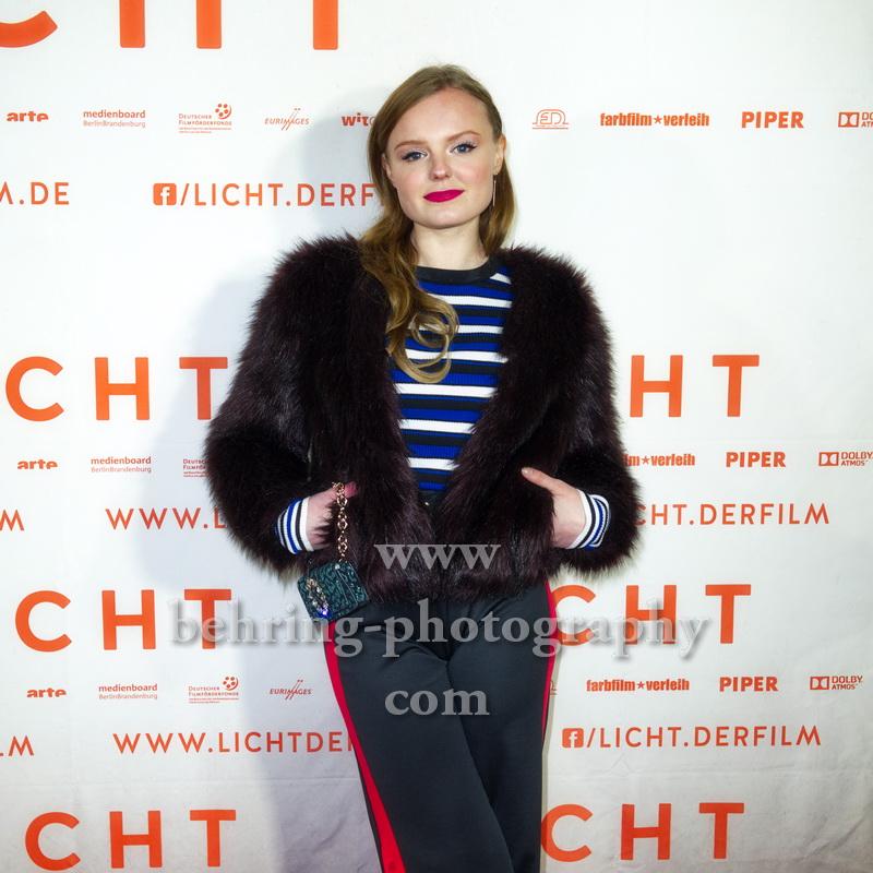"""""""LICHT"""", Berlin-Premiere im Delphi Filmpalast, Berlin, 17.01.2018"""