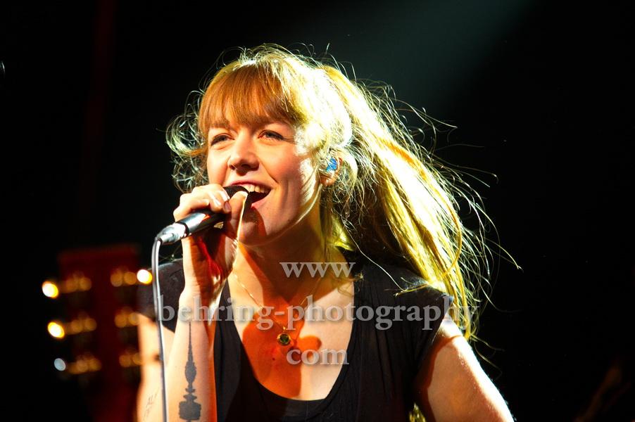 Antje SCHOMAKER, Konzert in der Columbiahalle, Berlin, 19.11.2017,