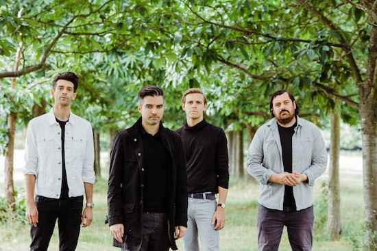 the boxer rebellion, portrait, 2018