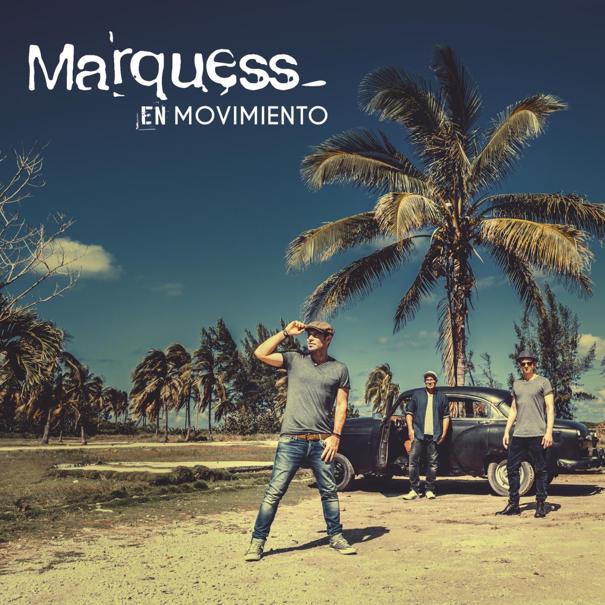 Marquess, En Movimiento, Albumcover