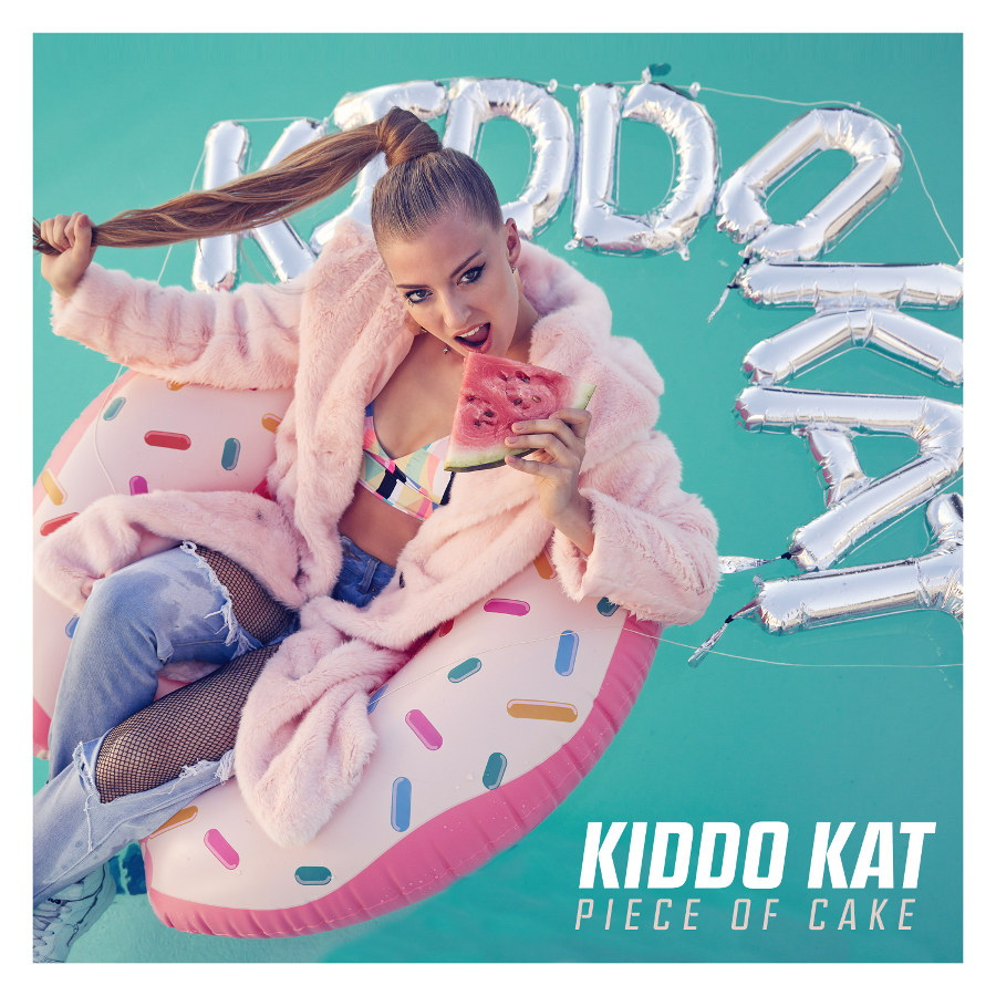 KiddoKat, Piece of cake, Album_Cover