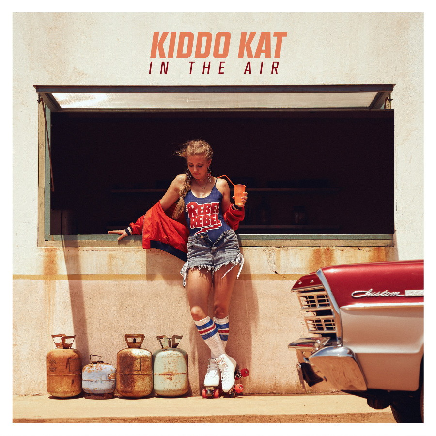 KiddoKat, In The Air, Cover