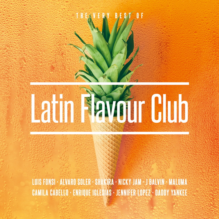 Latin Flavour Club, BOOKLET