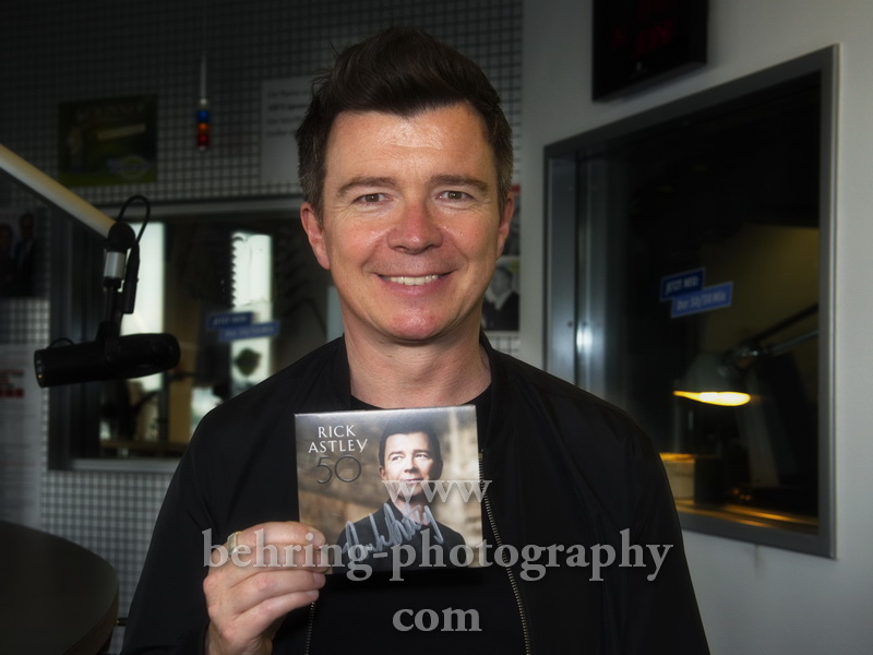 Rick ASTLEY, Photo Call, Berlin, 14.06.2016