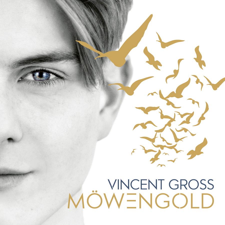 VINCENT GROSS - Möwengold - Album Cover