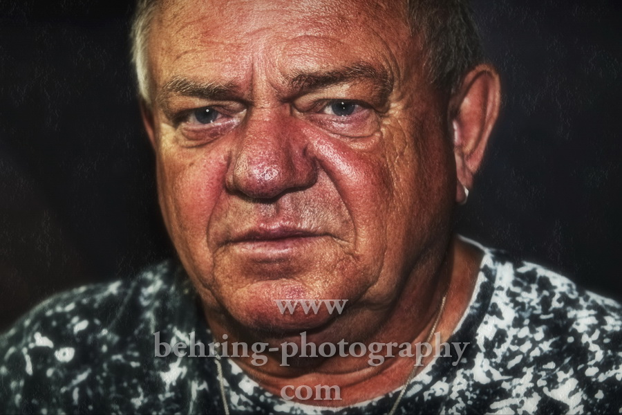 Udo Dirkschneider, Photo Call, Berlin, 28.08.2018